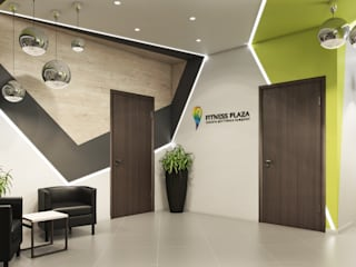Alyona Musina Minimalist commercial spaces