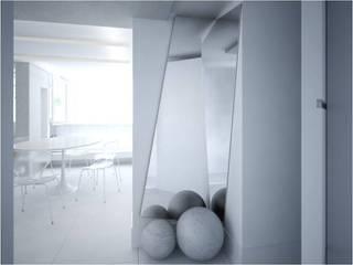 PLANYTEC CONSTRUÇÕES E PROJETOS Modern gym Limestone White