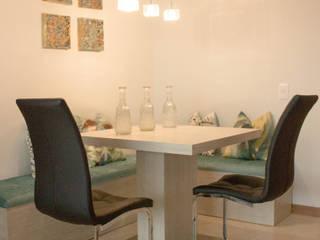 Salas de jantar ecléticas por homify