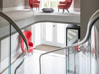 Modern Stone Staircase Bisca Staircases Escaleras Piedra