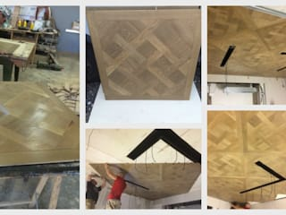 Soloparquet Srl Classic offices & stores Solid Wood
