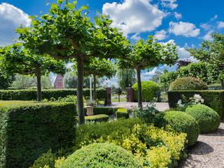 In deze tuin is altijd wat spannends te zien! Landelijke tuinen van Groengroep b.v. Landelijk