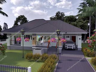 Häuser von แบบบ้านออกแบบบ้านเชียงใหม่
