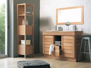 Nomad by LineArt Finwood Designs BathroomStorage Parket
