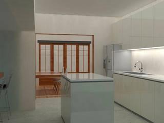 Kitchen by IMAGENES MR, Modern