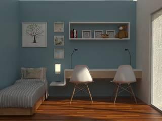 Nursery/kid's room by IMAGENES MR, Modern