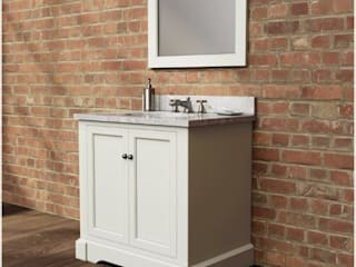 Arcadian Finwood Designs BathroomStorage Kayu