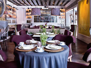 Restaurante CDMX: Restaurantes de estilo  por Avant Group