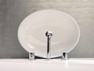 Ceramic Basins Finwood Designs BathroomSinks Keramik White