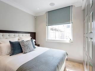 Bedroom: modern Bedroom by GK Architects Ltd