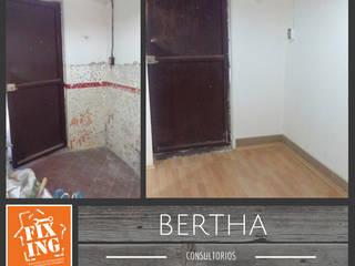 Bertha de Fixing Moderno