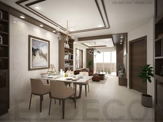 Project: HO17100 Apartment/ Bel Decor bởi Bel Decor