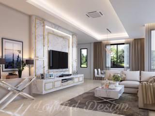 Khun Art Home @ chonburi:   by LOFTTID DESIGN