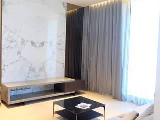 Sindhorn Residence (สินธร เรสซิเดนซ์):   by LOFTTID DESIGN