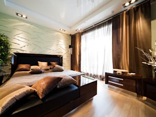Manage your bedroom spaces perfectly with sliding wardrobes: modern  by United Kitchens and Bedrooms, Modern