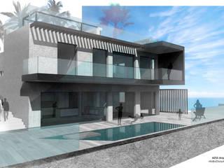 by AZ55 Arquitectura Сучасний