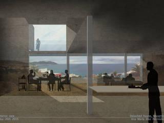 by AZ55 Arquitectura Мінімалістичний