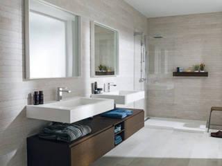 concepteur salle de bains par KN Rénovation, Elégance agencement