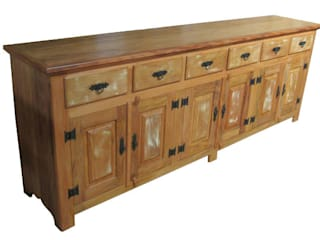 Barrocarte Dining roomDressers & sideboards Solid Wood Wood effect