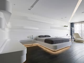 Kamar Tidur oleh Nestho studio, Modern