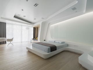 Modern style bedroom by Nestho studio Modern