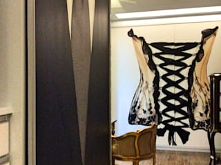 STUDIO AGUIAR E DINIS Modern dressing room