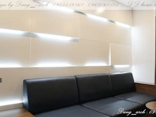 Modern Walls and Floors by DD Home Design Việt Nam Modern