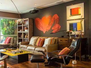 Cristina Szabo Designer de Bem-Estar Ausgefallene Wohnzimmer