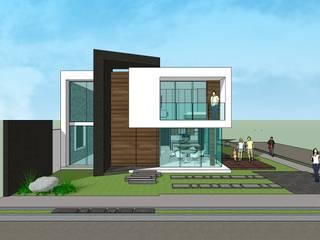 Casa en Barinas de MARATEA estudio Minimalista