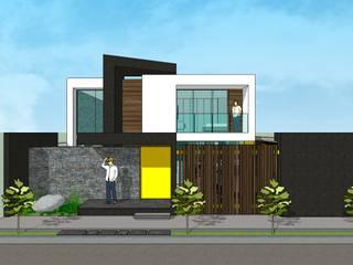 Casa en Barinas de MARATEA estudio Moderno