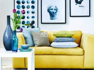 غرفة المعيشة تنفيذ Alfred Apelt GmbH