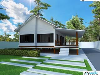 แบบบ้านชั้นเดียวรหัส concept1-15:   by คอนเซ็ปเอ็นจิเนียร์ริ่ง
