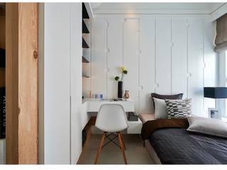 北歐制作室內設計 Modern style bedroom