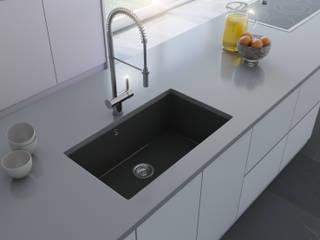 Modelo Linquen 74: Cocinas de estilo moderno de A3D INFOGRAFIA