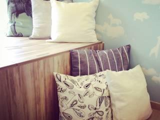 ab1 Abode Pte Ltd Dormitorios de estilo escandinavo
