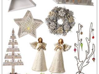 Christmas Decor @lxcraftsco por LX CRAFTS Co Minimalista