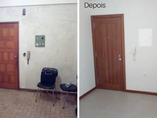 Porta de entrada:   por Obr&Lar - Remodelação de Interiores