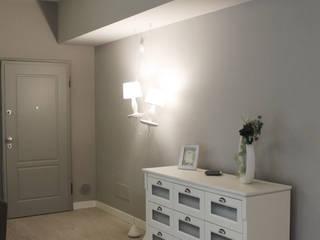 ALMA DESIGN Classic corridor, hallway & stairs