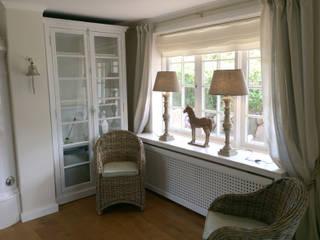 غرفة المعيشة تنفيذ Charme de Provence