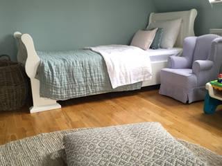 غرفة نوم بنات تنفيذ Charme de Provence