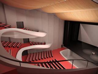Commercial:  Event venues by  Eminent Enterprise LLP