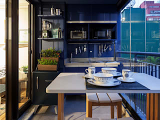 Cocinas integrales de estilo  de Decoradoria, Moderno