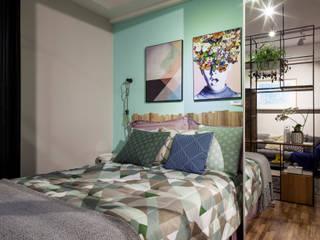 Dormitorios de estilo  de Decoradoria, Moderno
