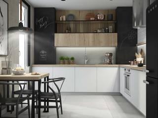 MIKOŁAJSKAstudio Kitchen