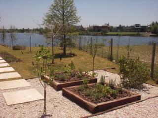 jardin Santa barbara- Bs As- Argentina de Ib - Paisajista Clásico