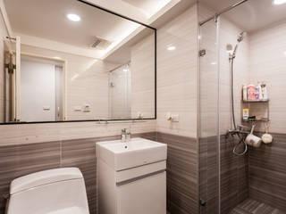 ห้องน้ำ by 好室佳室內設計