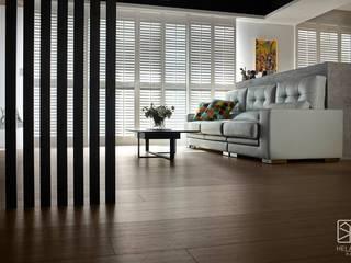 Floors by 禾廊室內設計