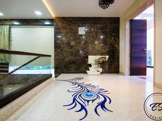 Goel's, Aanandam World City, Raipur:  Floors by ES Designs