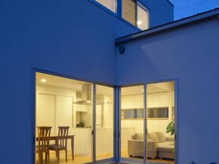 โดย 株式会社 井川建築設計事務所 โมเดิร์น