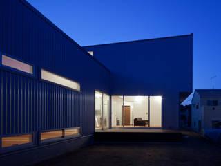 海の観える家: 株式会社 井川建築設計事務所が手掛けた家です。